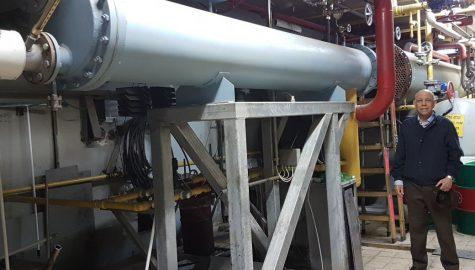 """""""Pre-condenser"""" Project"""